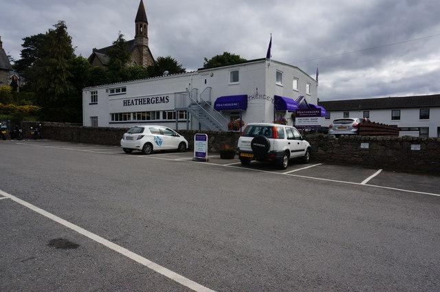 Heathergems Factory Shop, Pitlochry