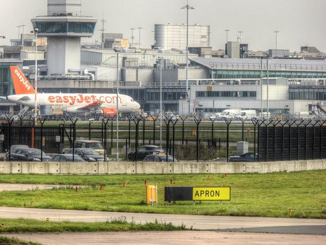 Terminal 1, Manchester Airport