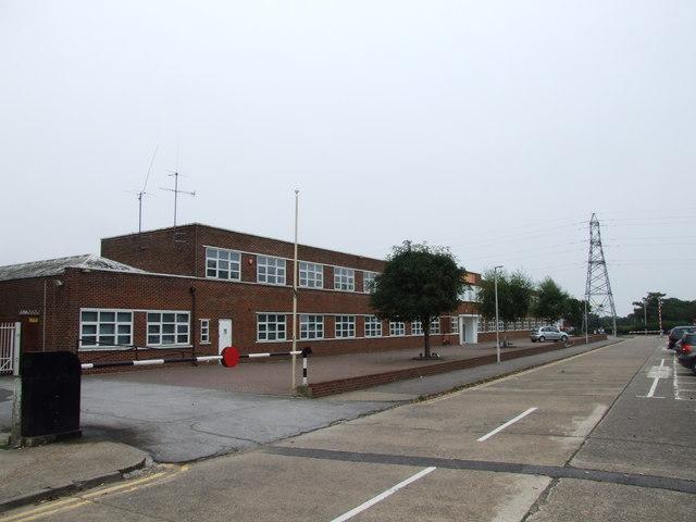 Hornby Factory, near Margate