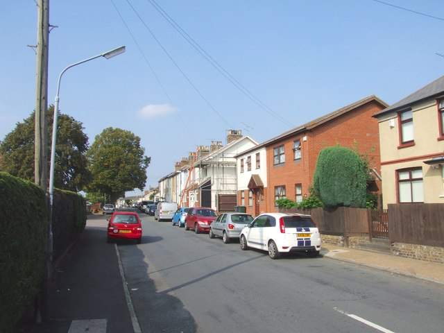 Mounts Road, Greenhithe