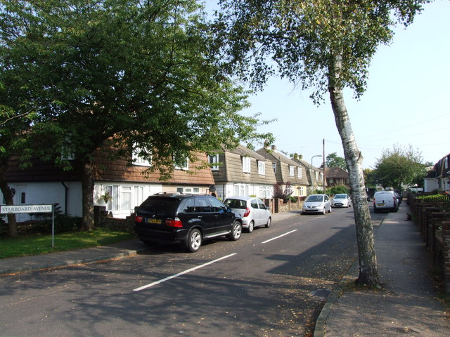 Starboard Avenue, Greenhithe