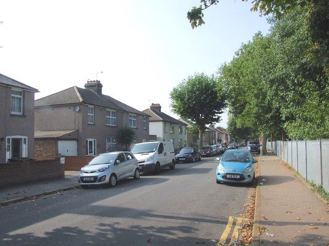 Eynsford Road, Greenhithe