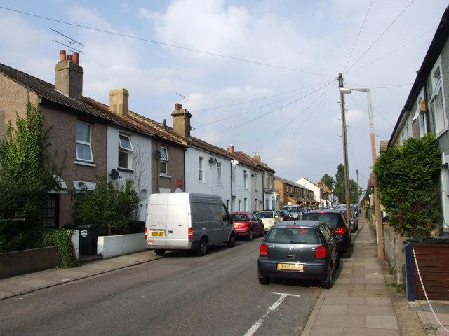 Broomfield Road, Swanscombe