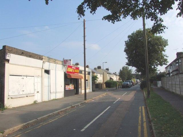Stanley Road, Swanscombe