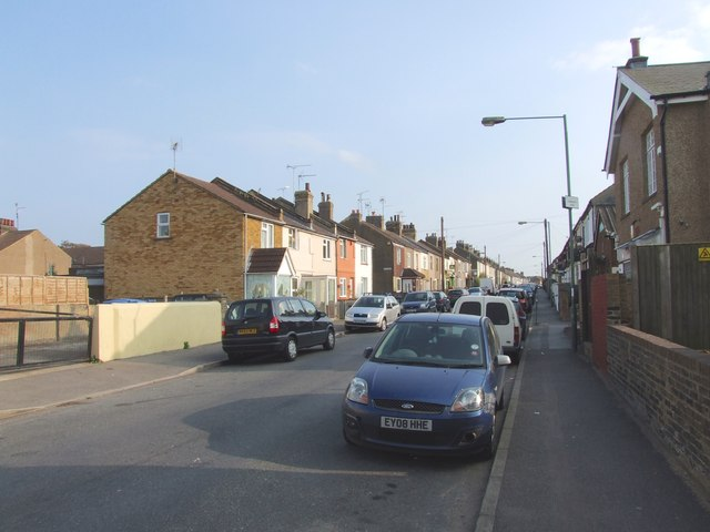 Church Road, Swanscombe