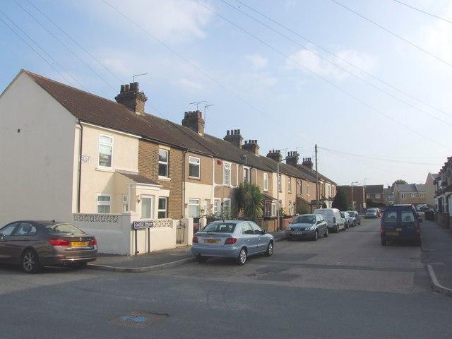 Castle Street, Swanscombe