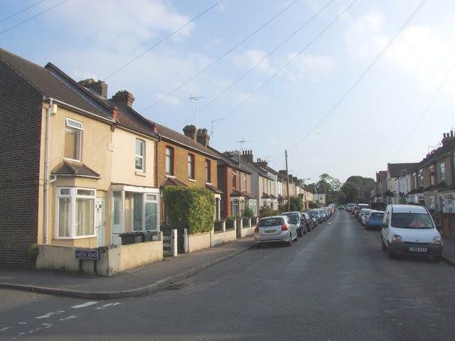 Eglington Road, Swanscombe