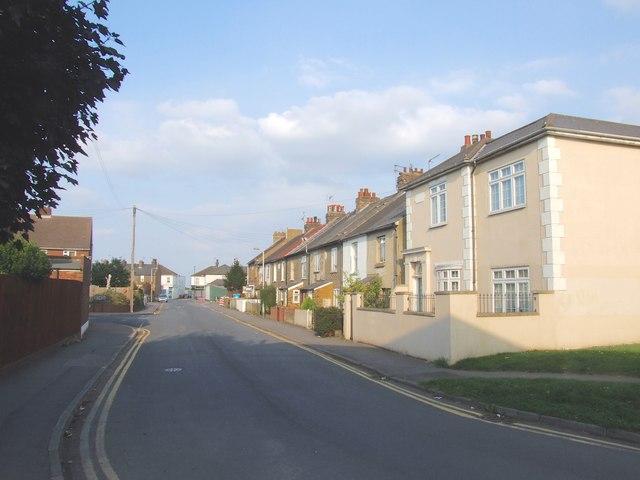 The Grove, Swanscombe