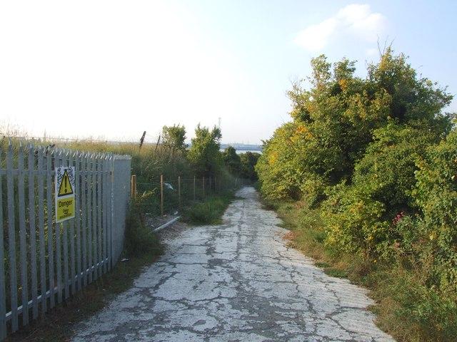 Pilgrims Road, Swanscombe