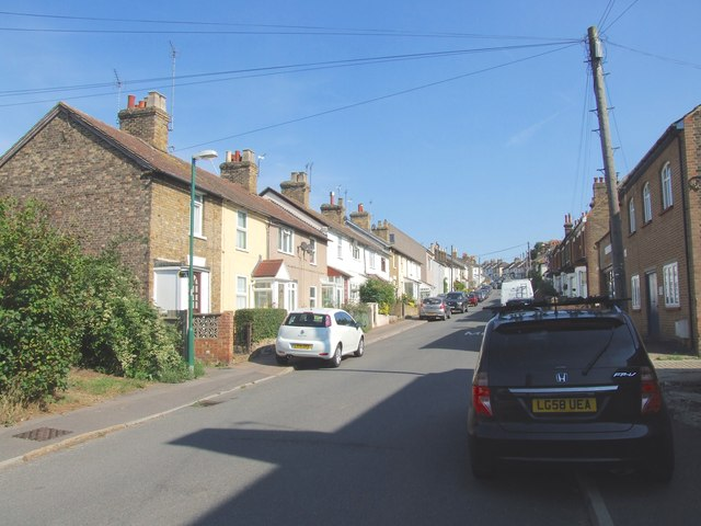 New Road, South Darenth
