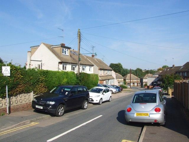 Longmarsh View, Sutton at Hone