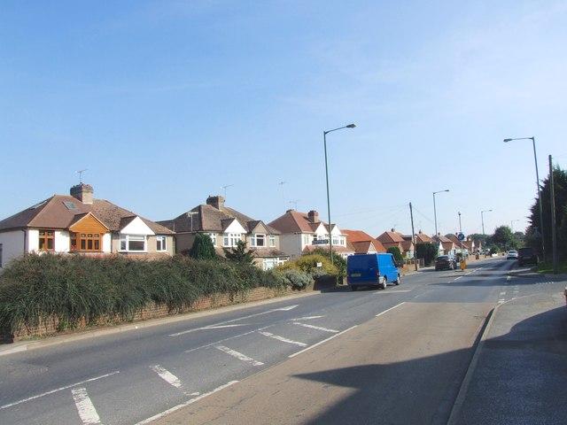 Main Road, Sutton at Hone