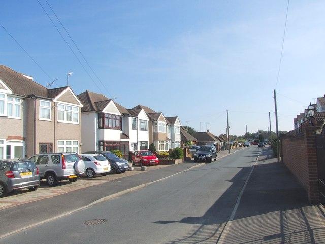 Keith Avenue, Sutton at Hone