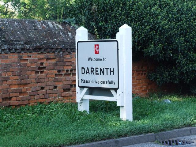 Darenth village sign