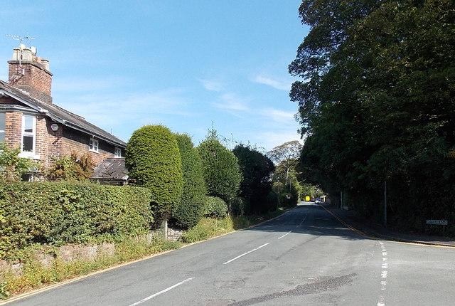 Mottram Road, Alderley Edge