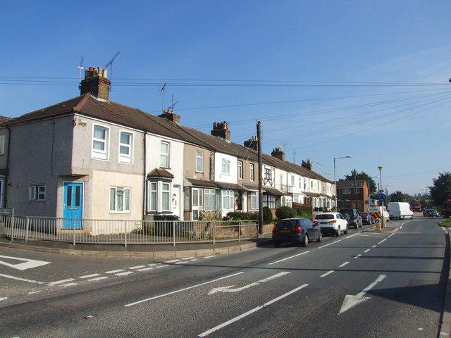 Green Street Green Road, Lane End