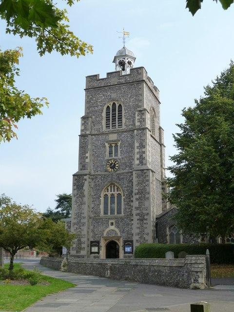 Hillingdon, St John the Baptist