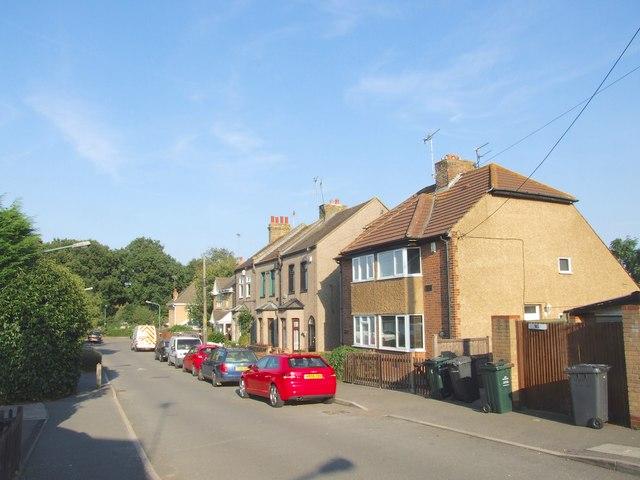 Royal Road, Hawley