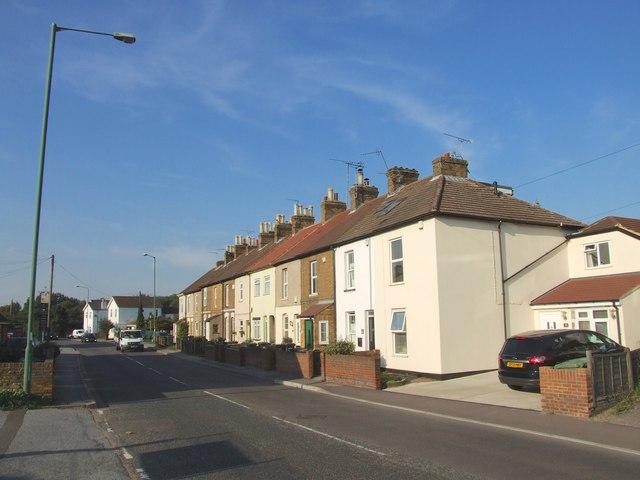 Hawley Terrace, Hawley