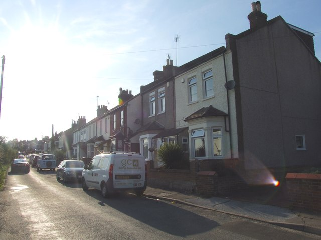 Shirehall Road, Hawley