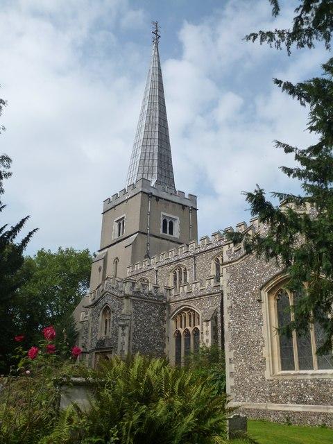 Harrow on the Hill, St Mary