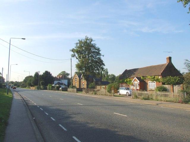 Hawley Road, near Hawley