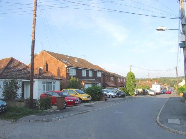 Mill Road, Hawley