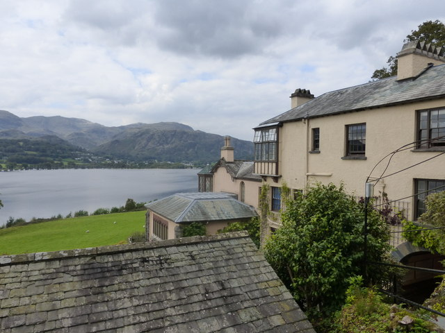 Brantwood and Coniston Water