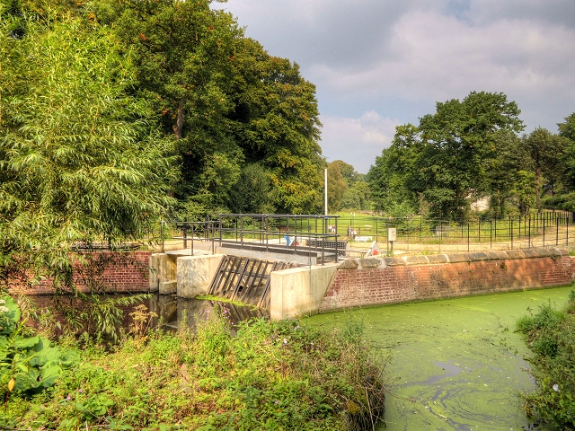 HEP Scheme and Fish Ladder at Quarry Bank Mill