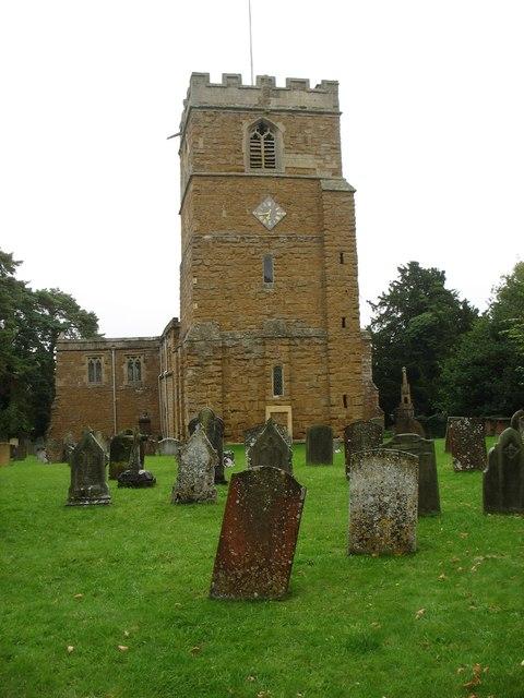 St Mary the Virgin church, Ilmington