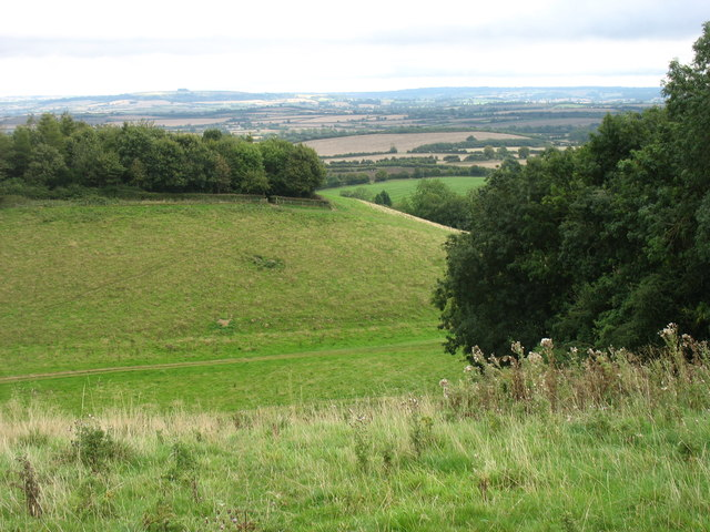 Country south of Ilmington