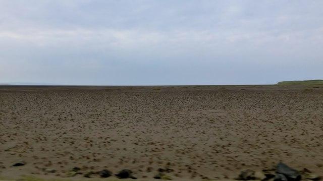 Holy Island Sands