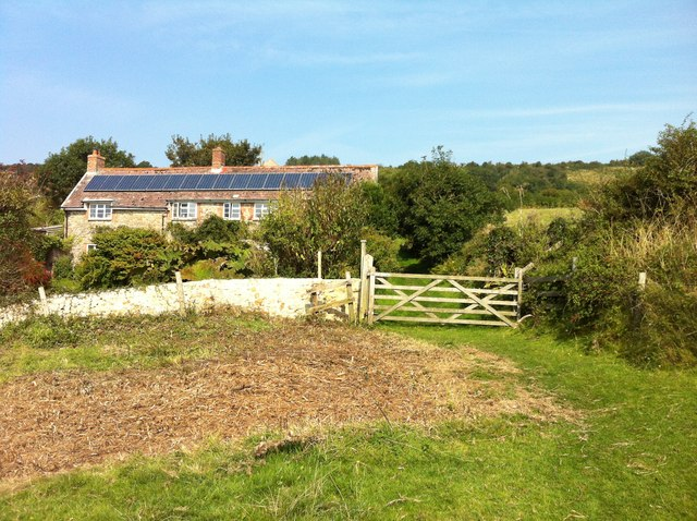 Westhay farm house