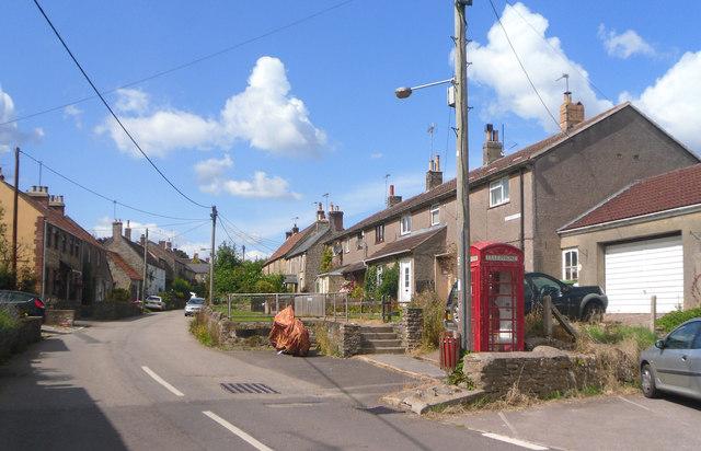 Village Street, Trudoxhill