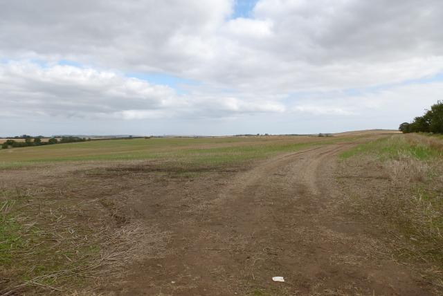 Farmland near Grindon
