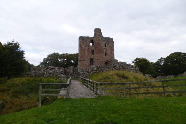 Castle at Norham