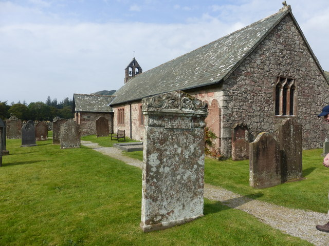 St. Catherine's church,  Boot, Cumbria