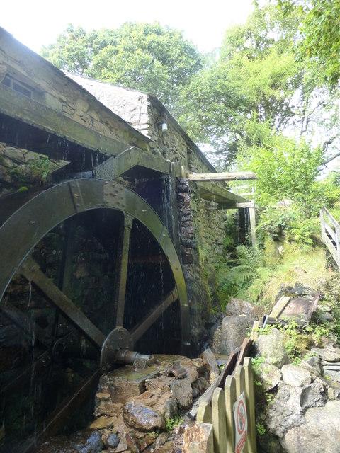 Eskdale Corn Mill, Boot