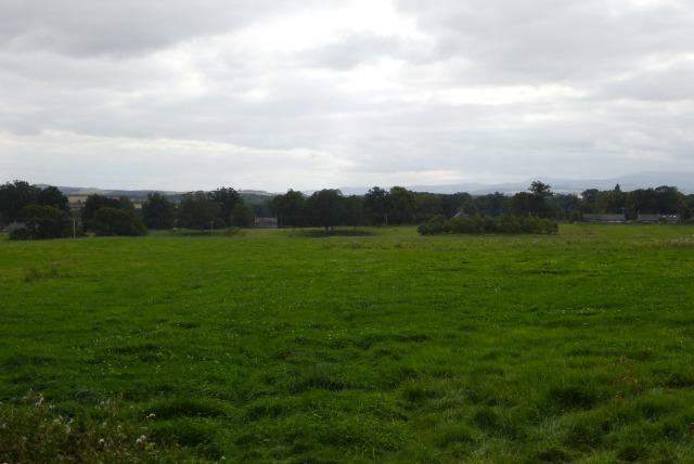 Farmland near Ladykirk
