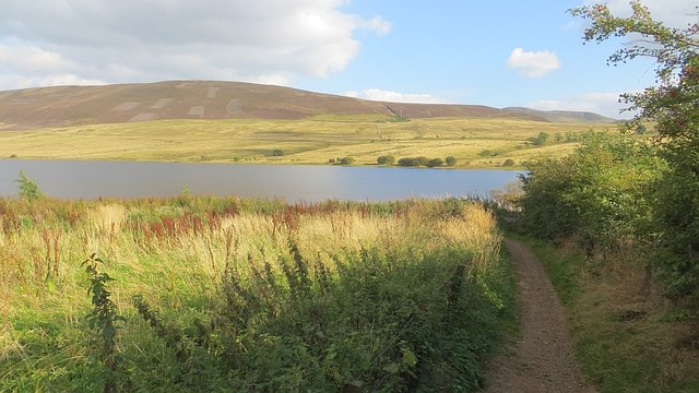 Threipmuir Reservoir