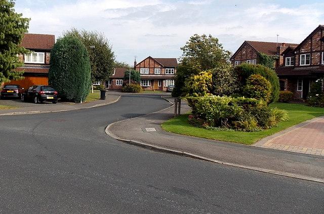 Lymewood Drive, Wilmslow