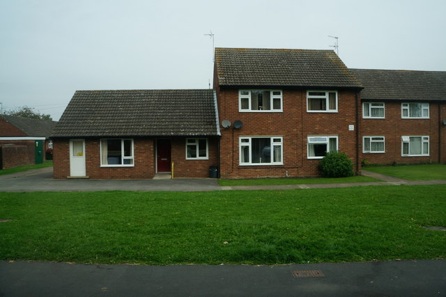 Houses on Chapel Meadows, Gilberdyke