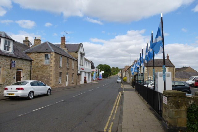 Coldstream High Street