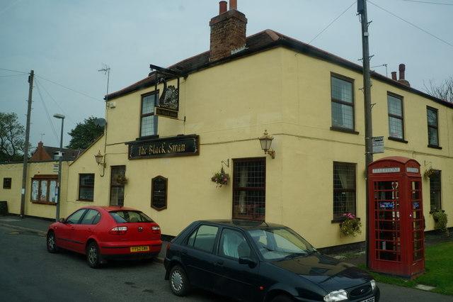 The Black Swan, Eastrington