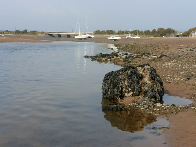 Ravenglass mudflats