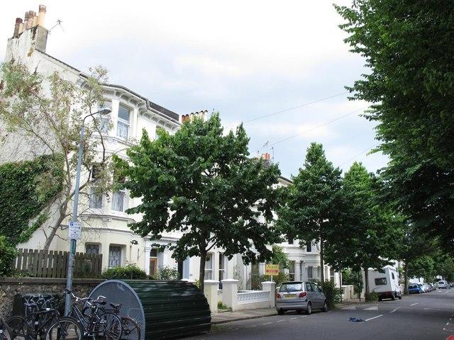 Shaftesbury Road, BN1