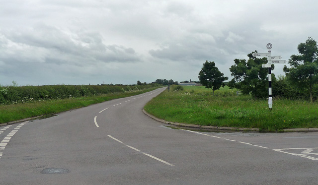 Cliffhill Lane near Aslockton
