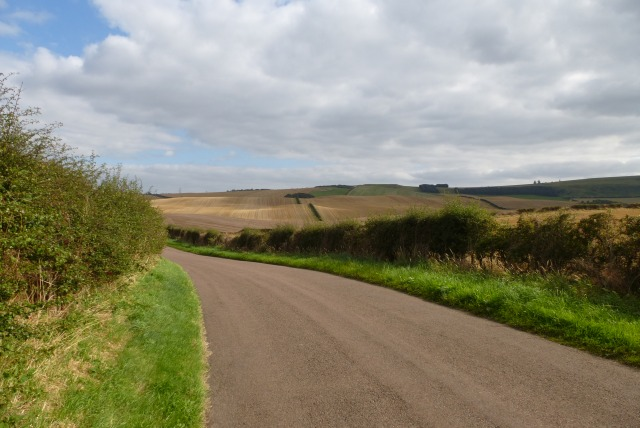 Descent from East Learmouth