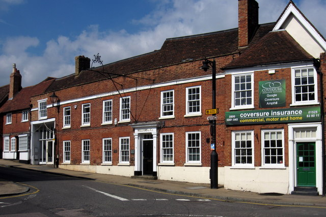 Williams and Co solicitors on Woburn Road Ampthill