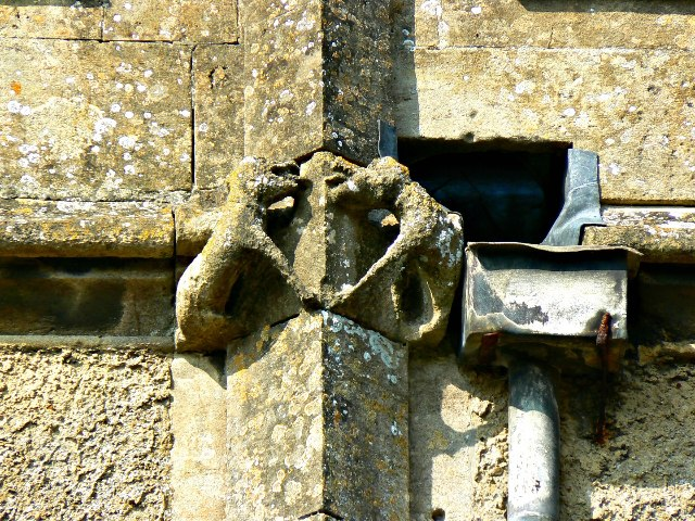Grotesques, Church of St Cyriac, Lacock, Wiltshire